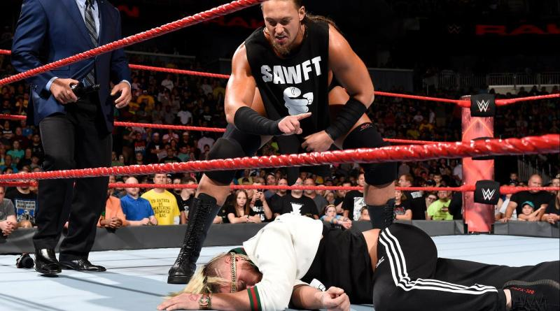 Big Cass over Enzo Amore