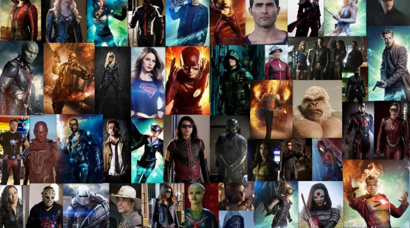 CW's Arrowverse is now stacked enough to adapt Crisis on Infinite Earths