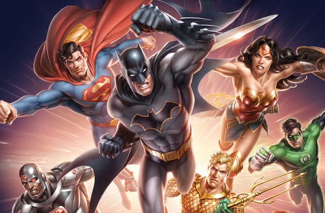 DC Universe 10th Anniversary Collection main image