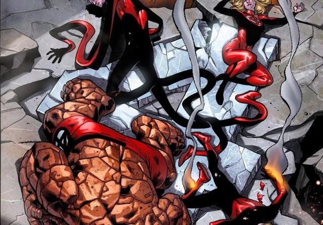 Dead Fantastic Four