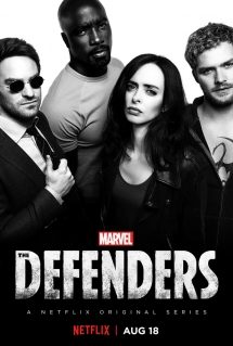 Defenders promo poster