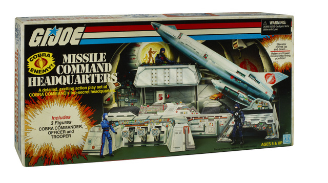 GI Joe Cobra Missile Command Headquarters_pkg
