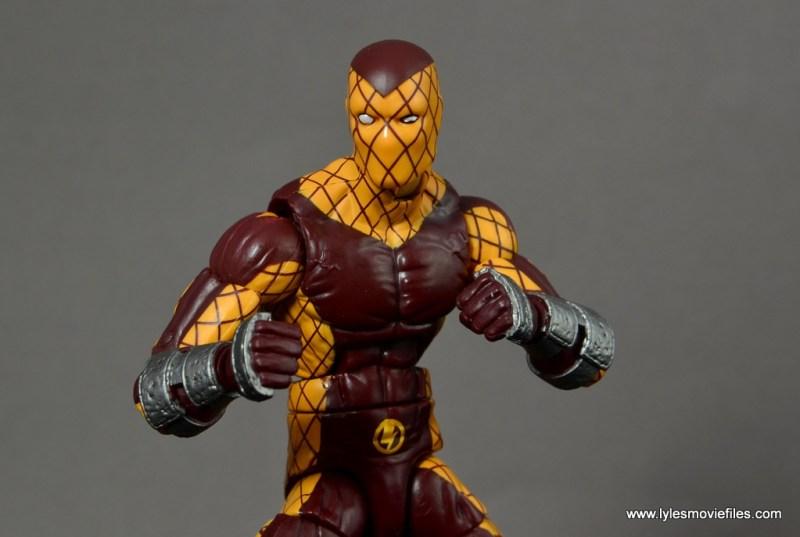 Marvel Legends Shocker figure review -battle ready