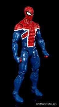 Marvel Legends Spider-Man UK figure review - right side