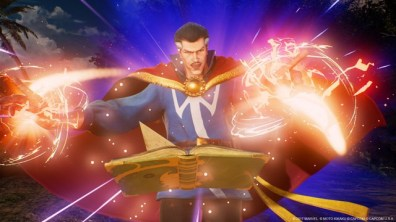 Marvel vs Capcom Infinite Doctor Strange