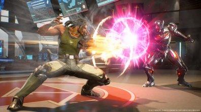 Marvel vs Capcom Infinite Spencer