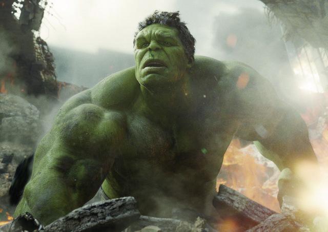 The Hulk Spider-Man Homecoming 2