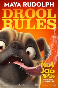 The Nut Job 2 Nutty by Nature character posters - DOG