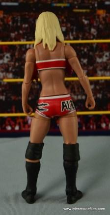WWE Basic Alexa Bliss figure review - rear side