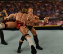 WWE Elite Flyin Brian figure review - flying clothesline