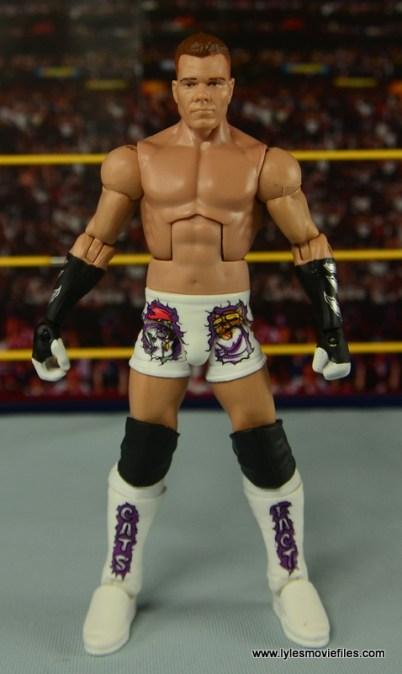 WWE Elite Tyson Kidd figure review - front side