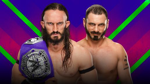 WWE Extreme Rules 2017 preview -Neville vs Aries