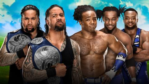 WWE Money in the Bank 2017 preview - New Day vs The Usos