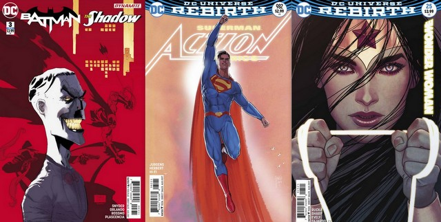 DC Comics Reviews for 6/28/17