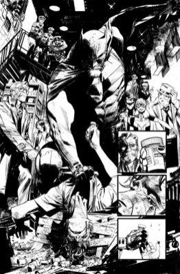 Batman The Joker White Knight interior art 11