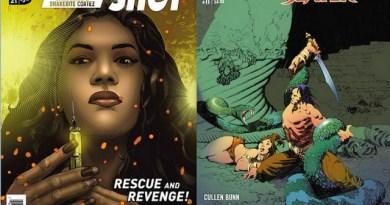 Dark Horse Comics reviews for 7/26-17