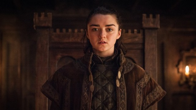 Game of Thrones Dragonstone - Arya Stark