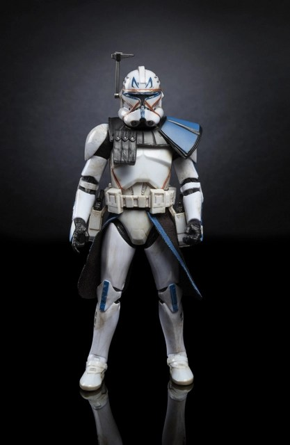 HASCON 2017 Star Wars The Black Series 6-Inch Clone Captain Rex Figure