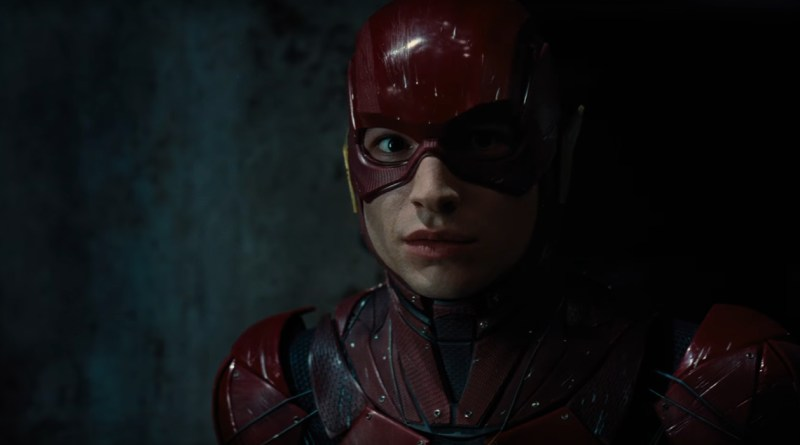 Ezra Miller Flash Flashpoint film