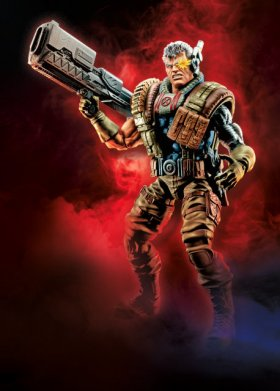 Marvel Deadpool Legends Series 6-inch Cable