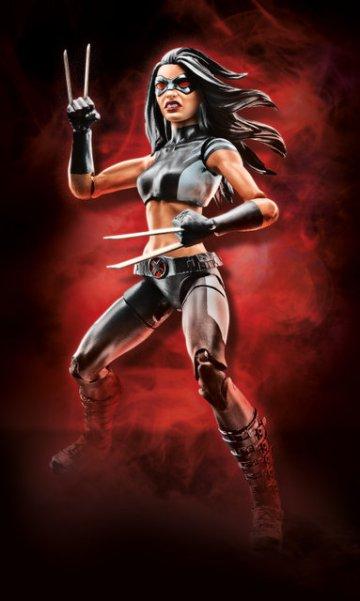 Marvel Deadpool Legends Series 6-inch X23