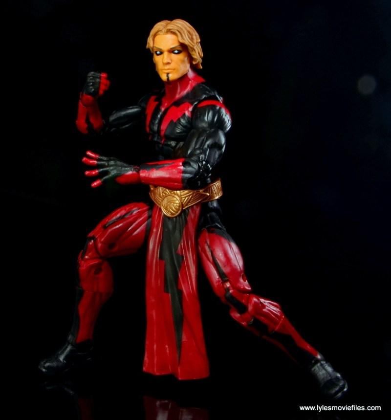 Marvel Legends Adam Warlock figure review - battle ready