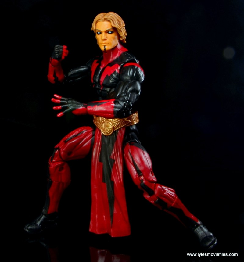 Marvel Legends Adam Warlock figure review - battle ready