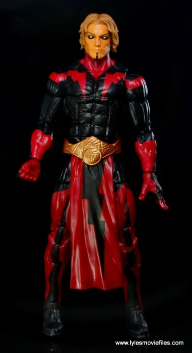 Marvel Legends Adam Warlock figure review - front