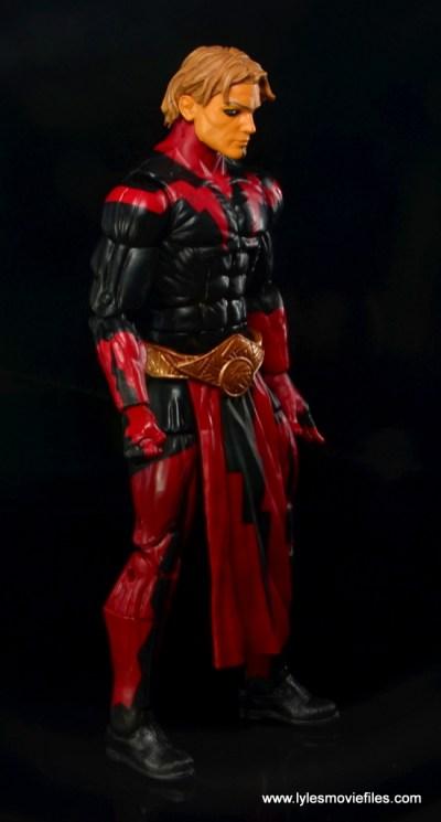 Marvel Legends Adam Warlock figure review - right side
