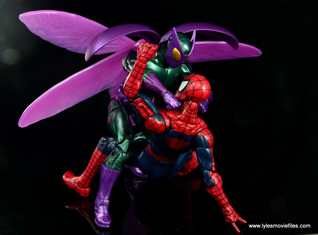 Marvel Legends Beetle Figure Review Spider Man
