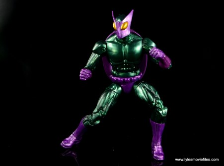 Marvel Legends Beetle figure review - ready for battle