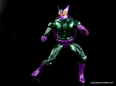 Marvel Legends Beetle figure review - ready for battle