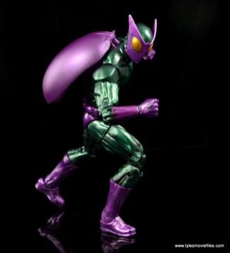 Marvel Legends Beetle figure review -sneaking around