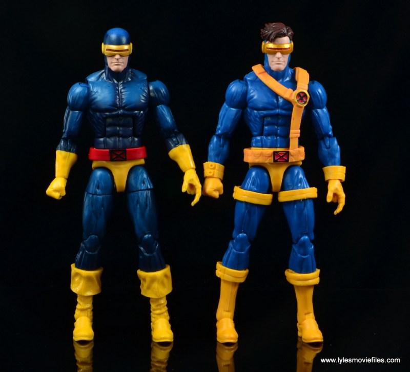 Marvel Legends Cyclops and Dark Phoenix figure review -with Jim Lee Cyclops