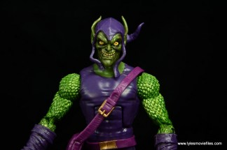 Marvel Legends Green Goblin figure review -main