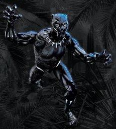 Marvel Legends Series 12-inch Black Panther (1)