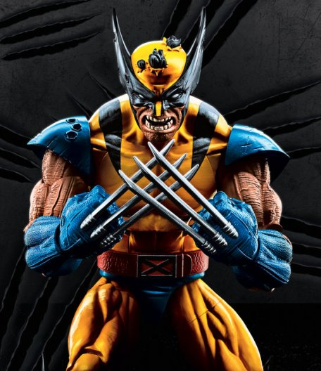 Marvel Legends Series 12-inch Wolverine (1)