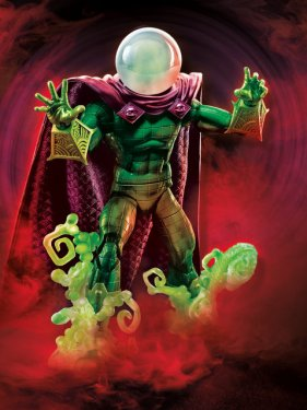 Marvel Spider-Man Legends Series 6-inch Mysterio