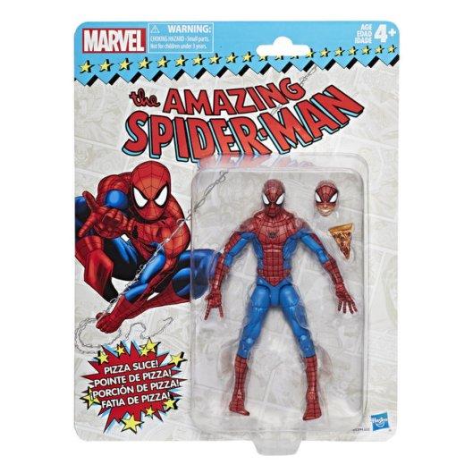 Marvel Vintage Legends Series 6-inch Spider-Man