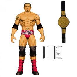 SDCC 2017 WWE Batista