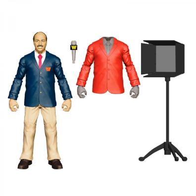 SDCC 2017 WWE Mean Gene Okerlund