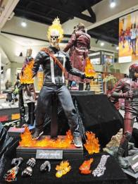 SDCC 2017 new Hot Toys Ghost Rider