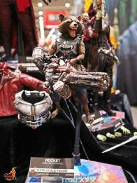 SDCC 2017 new Hot Toys Guardians of the Galaxy Vol. 2 Rocket