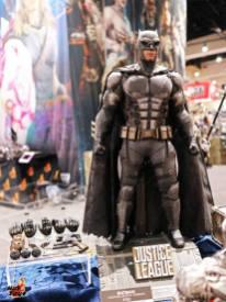 SDCC 2017 new Hot Toys Justice League Batman II