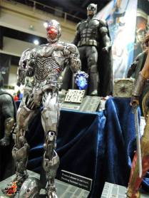 SDCC 2017 new Hot Toys Justice League Cyborg