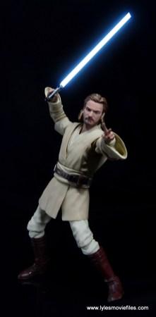 SHFiguarts Star Wars Obi-Wan Kenobi figure review -ready for a fight saber