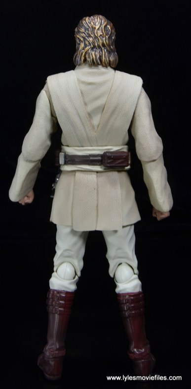 SHFiguarts Star Wars Obi-Wan Kenobi figure review -rear