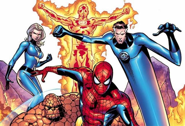 Spider-Man Fantastic Four $117M