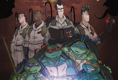 Teenage Mutant Ninja Turtles/Ghostbusters 2 main
