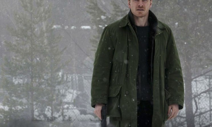 The Snowman trailer Michael Fassbender